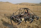 The Biomimetic Six Legged All Terrain Vehicle